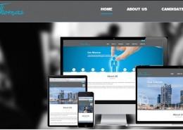 Professional website designer in Thomastown