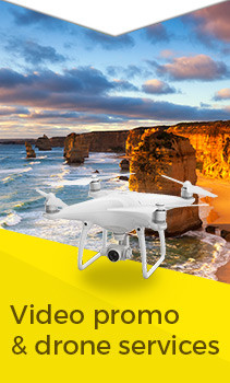 melbourne video production and drone services