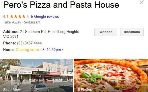 Local SEO in Heidelberg West