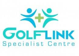 Logo Design Golf Link