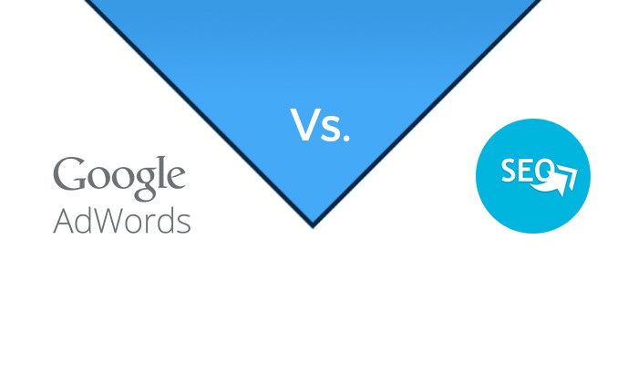 Adwords Verses SEO