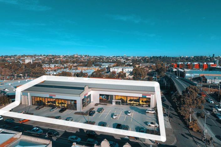 Drone for Architecture Design