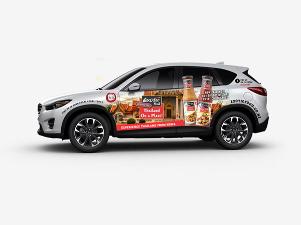 Car Wrap Design Services